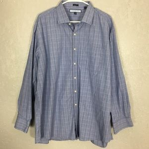Tommy Hilfiger mens button up long sleeve